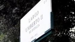 Re Umberto II e Maria Josè da oggi hanno due viali, a