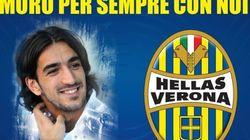 Morosini, ora l'Hellas Verona dedica una giornata in ricordo del