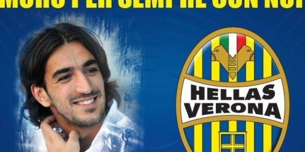 Morosini, l'Hellas Verona dedica una giornata al ricordo dopo il caso dei cori vergognosi