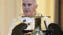 Il cardinale O'Brien: