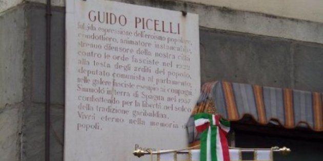 Parma: imbrattato monumento antifascista