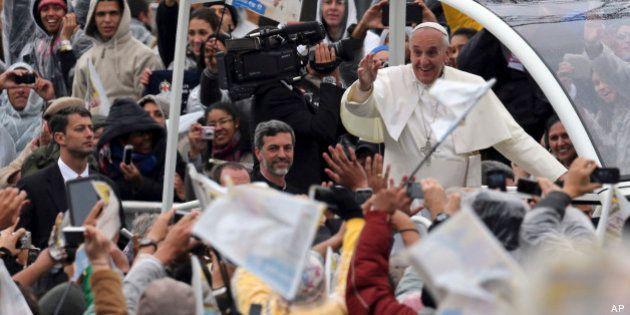 Gmg, il testo dell'omelia di Papa Francesco ad