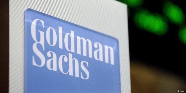 Crisi, report di Goldman Sachs: