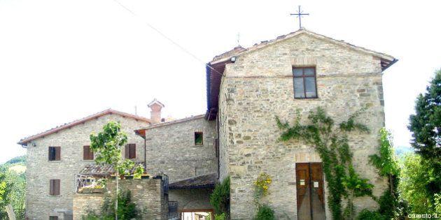 L'eremo di Caresto: il centro di spiritualità matrimoniale riservato alle coppie in crisi