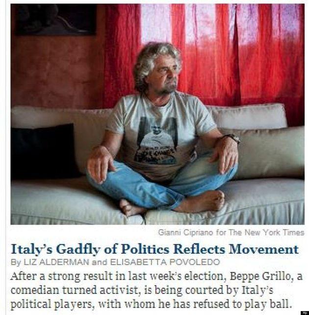 Risultato Elezioni 2013: Beppe Grillo Parla Wired: