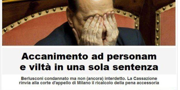 Silvio Berlusconi, l'Anm attacca: