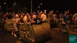 Bulgaria, la notte degli scontri con il Parlamento sotto assedio