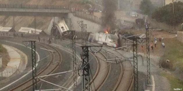 Santiago di Compostela, deraglia treno: secondo El Pais almeno 10