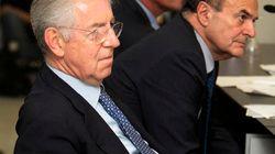 Monti e Bersani, duello sui conti