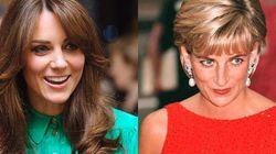 Kate la volontaria... sempre più come Diana