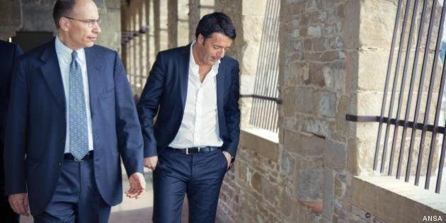 Enrico Letta supera Matteo Renzi. Per un sondaggio Ipsos il premier è il politico più apprezzato
