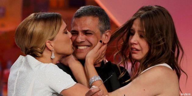Cannes: La vie d'Adèle vince la Palma d'Oro, storia romantica di un amore lesbo (FOTO,
