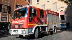 Esplode fabbrica di fuochi d'artificio vicino a Pescara: ci sono 6