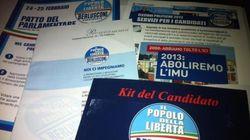 Silvio, torna il kit del candidato. La