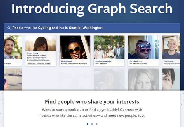 Graph search... la privacy di nuovo a