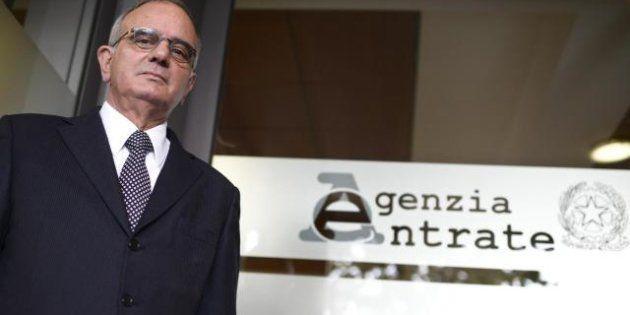 Elezioni 2013, sfida sul redditometro tra Attilio Befera e Silvio Berlusconi.