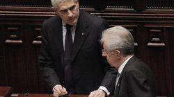 Monti-Casini, l'alleanza cigola