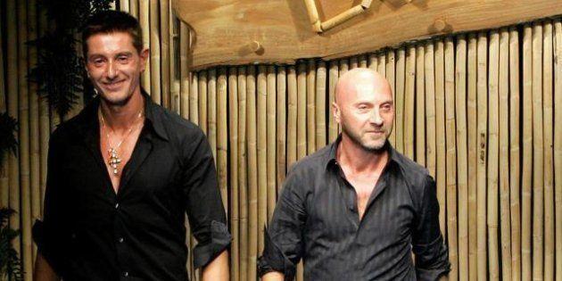 Fisco, Dolce e Gabbana a processo il 3