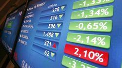 Effetto Berlusconi sui mercati: spread oltre 350