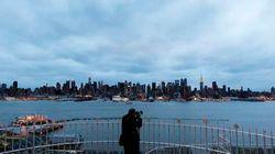 La città che non dorme mai aspetta Sandy