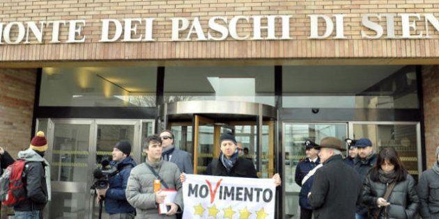 Mps, dopo l'assemblea show via libera all'aumento per i Monti bond. Profumo, Viola, Visco e Grilli provano...
