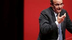 Elezioni 2013. Bersani stupito dall'attacco di Monti su Mps, è rottura semi-ufficiale con il prof. Vendola: