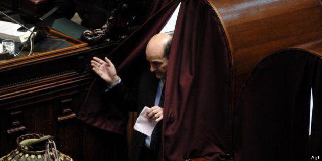 Quirinale 2013. Pd frullato dai 101 voti in meno per Prodi. Bersani si dimette. In vista una divisione...