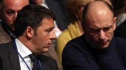 Renzi registra l'assenza di Letta in direzione e sente puzza di bruciato: ora chiarimento