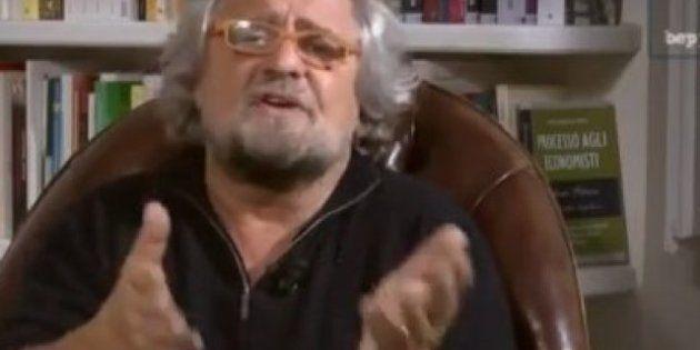 Beppe Grillo lancia le sue regole:
