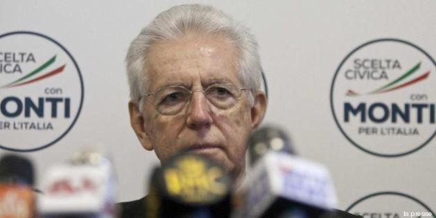 Mario Monti e il futuro di Scelta Civica. Aggrappati alla sopravvivenza del Governo