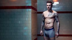 Beckham di nuovo in mutande per H&M