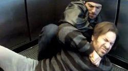 C'è un omicidio in ascensore