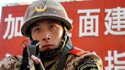 Per la prima volta soldati cinesi in