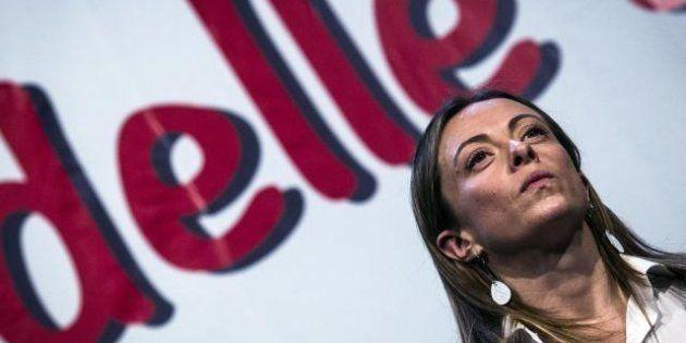 Silvio Berlusconi incontra Giorgia Meloni e Guido Crosetto: