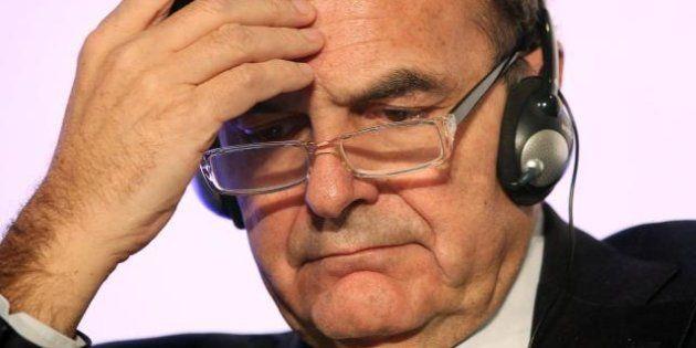 Primo 'schiaffetto' di Bersani a Monti: