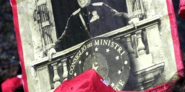 Silvio Berlusconi nel Giorno della Memoria: