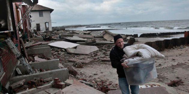 Uragano Sandy: oltre 50 le vittime negli Usa, i danni potrebbero superare i 50 miliardi di dollari (FOTO,