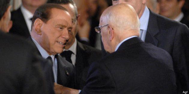 Quirinale 2013, parte subito la trattativa sul governo. I paletti di Silvio Berlusconi: esecutivo politico....
