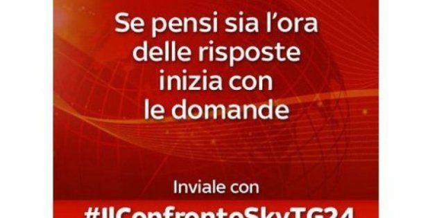 Elezioni 2013. Strada in salita per il confronto tv tra candidati su Sky, Mario Monti non gradisce Antonio
