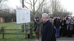 Mario Monti contestato a Concordia al grido di