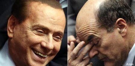 Le lacrime di Pier Luigi Bersani dopo l'elezione di Giorgio Napolitano al Quirinale: sono vere? (FOTO,...