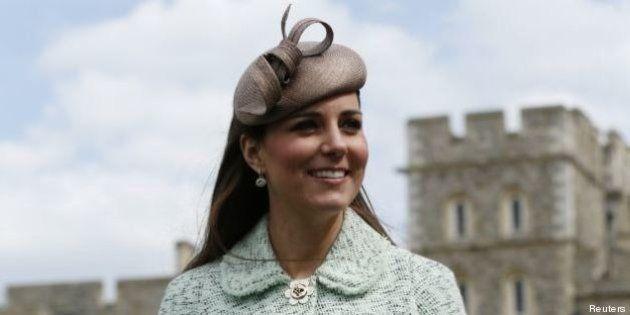 Kate Middleton non rinuncia agli incontri: con gli scout al castello Windsor