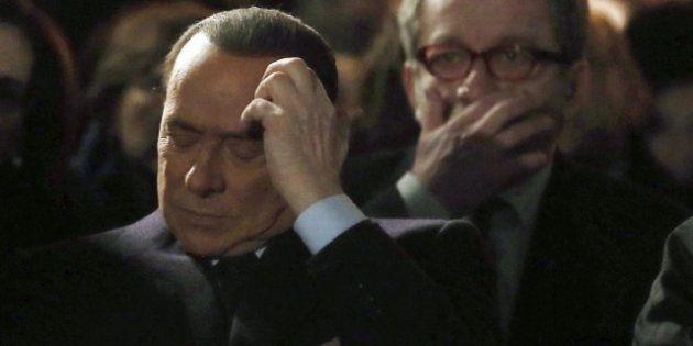 Le parole di Berlusconi su Mussolini sui siti di tutto il
