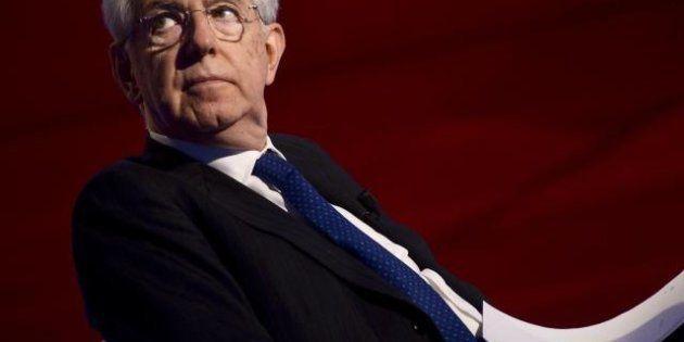 Mario Monti A Omnibus Presenta Il Suo Contratto Con Gli Italiani Sulle Tasse: Giù Imu Da Subito E Irap...