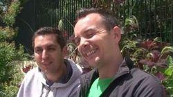 Bruno e Vincent, i primi sposi gay di Francia. Domani il matrimonio a