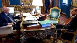 Governo senza condizioni. Napolitano vuole disponibilità totale su un programma di salvezza. Mandato non a termine. L'ansia d...