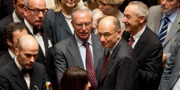 Direzione Pd, Matteo Renzi prende atto dell'asse Epifani-Bersani-Franceschini-Letta: