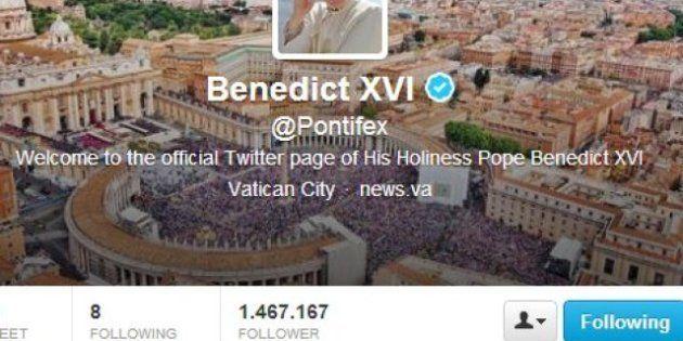 Papa su Twitter, per il Pontefice 270 mila risposte, 5 mila commenti