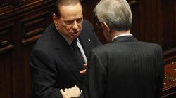 Silvio Berlusconi teme Mario Monti: