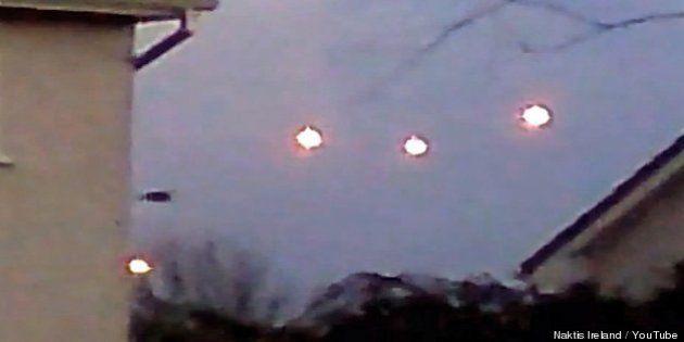 Irlanda, ufo nel cielo: scherzo o fenomeni inspiegabili?